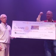 Rotary Club of Morehead City (NC) Raises $14,000 for The CART Fund